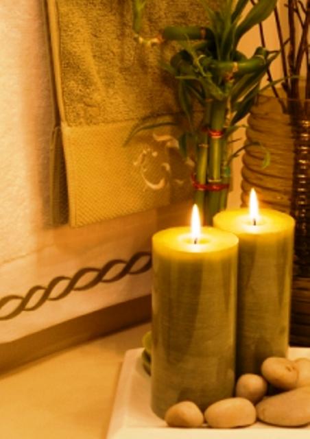 تاثیر شمع در دکوراسیون داخلی - فنگ شویی در دکوراسیون داخلی