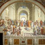 نقاشی دانشکده آتن توسط رافائل