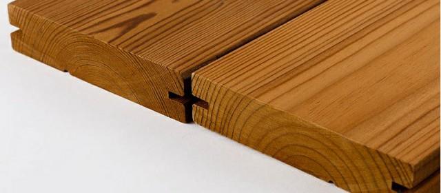 چه چوبی برای کفپوش فضای باز مناسب است ؟ قیمت انواع چوب کف