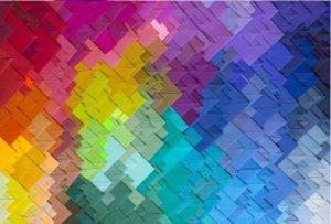 ترکیب رنگ با استفاده از دایره رنگی