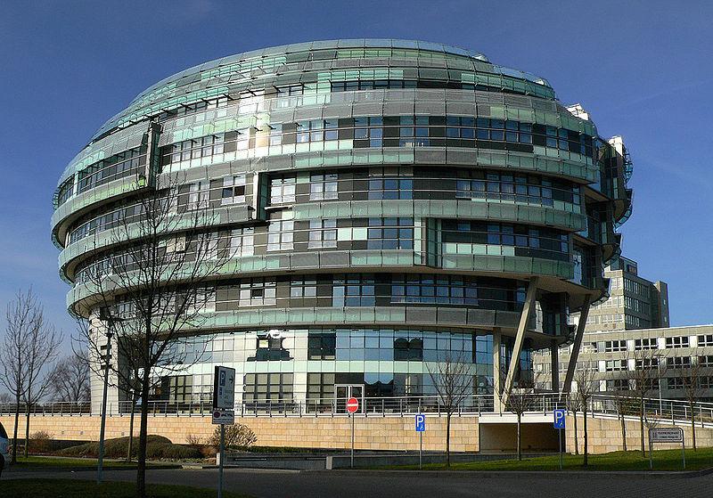 تصویری از INI که در شهر هانوفر آلمان واقع است.