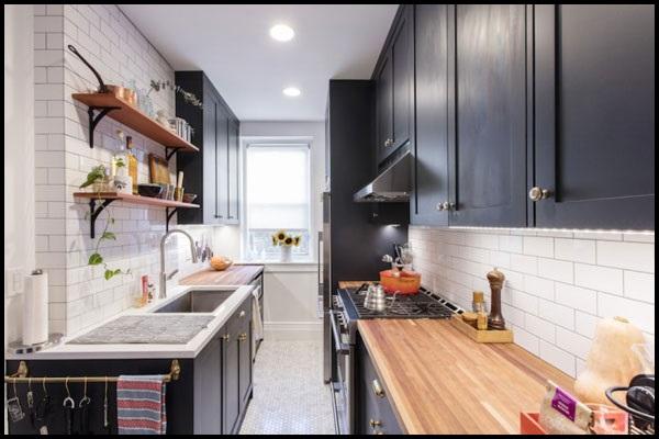 آشپزخانه راهرو