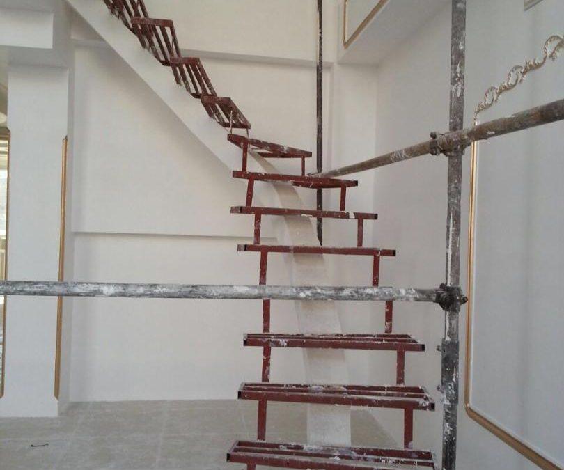 آموزش محاسبه قیمت پله چوبی
