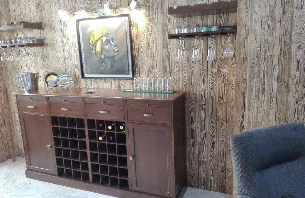 ساخت میز بار چوبی, میز بار وسیله ای پرکاربرد و در عین حال دکوری