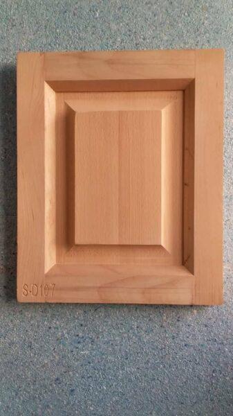 درب کابینت تمام چوب