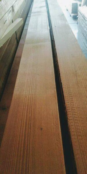چوب ترمووود ایرانی ضخامت 11 میلیمتر و ترمووود 6 میل