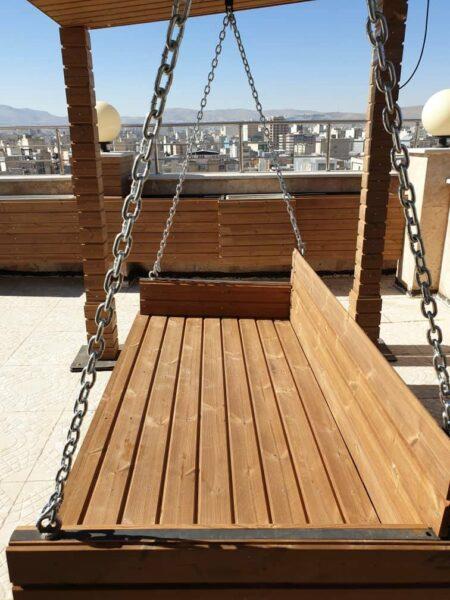 فروش و اجرای چوب نماهای ساختمان. ترمووود فنلاند و ترمووود ایرانی