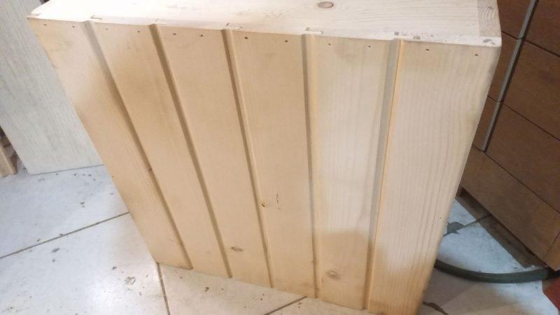 نصب لمبه بر روی اسکلت چوبی , نصاب لمبه