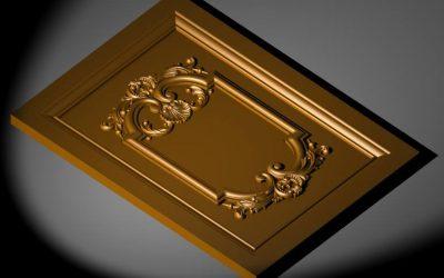 سازنده انواع درب cnc  اتاقی , کابینت و ورودی منبت کاری و حکاکی شده