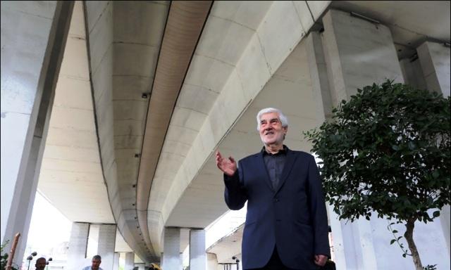 تهران پل سید خندان