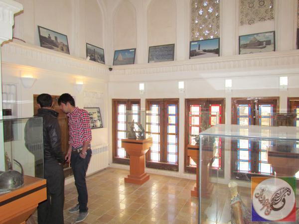 موزه مردم شناسی ابركوه