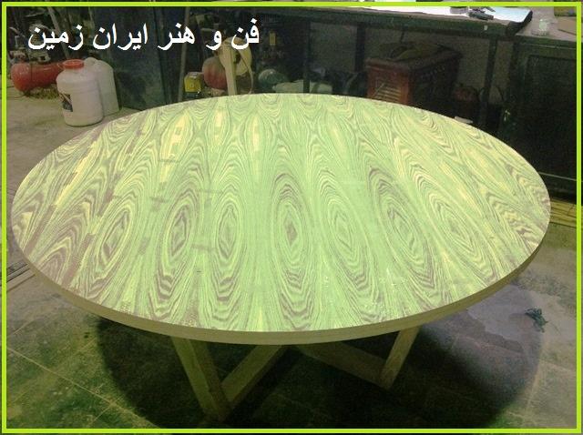 طراح و مجری دکوراسیون چوبی
