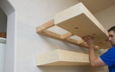 چطور میتوانیم یک شلف ساده اما حرفه ای برای دکوراسیون داخلی منزل سفارش دهیم