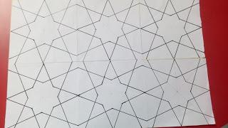 طراحی گره چینی هنر ایران زمین