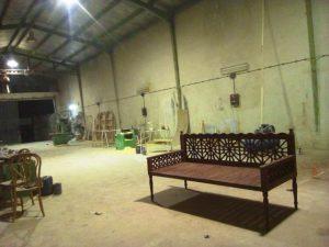 مبلمان و دکوراسیون سنتی چوبی