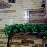 ساخت کلبه چوبی ، باغ رستوران ، آلاچیق و دکوراسیون چوبی