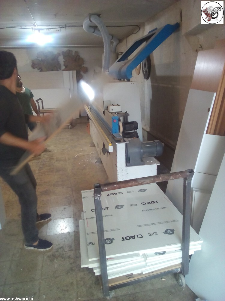 عکس از کارگاه ام دی اف صنایع چوب فن و هنر