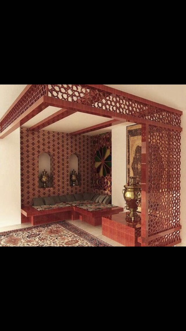iranian traditional interior design