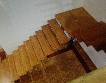 عکس اجزای پله چوبی , ایده های جدید نرده و دست انداز , ایده های طراحی و اجرا دست انداز پله , پله,دست اندازه نرده,دست انداز جدید, نرده راه پله چوبی در دکوراسیون داخلی , عکس نرده چوبی٬ هندریل پله٬ کف پله٬ ایستگاه پله