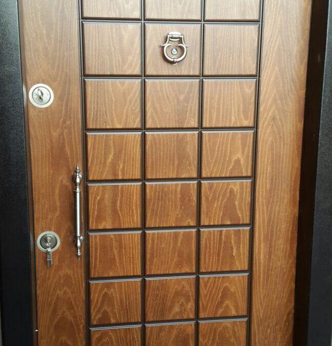 درب ضد سرقت. درب ورودی واحد سفارشی سازی