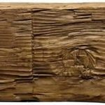 ستون و چوب سبک روستیک