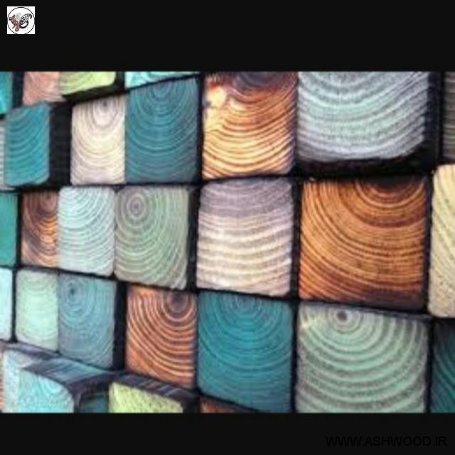 چوب کاج در دکوراسیون داخلی