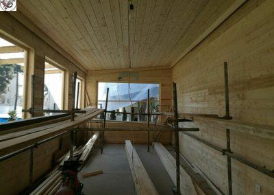 آلاچیق و کلبه چوبی