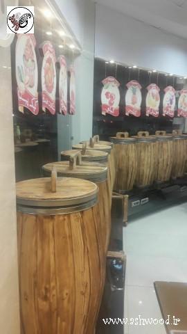 ساخت بشکه چوبی 2019