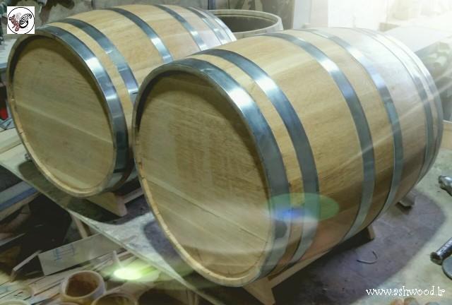 ساخت بشکه چوبی 2019ساخت بشکه چوبی 2019