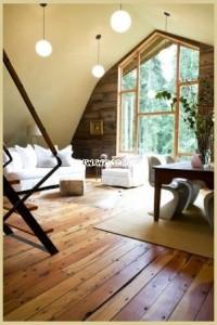 دکوراسیون روستیک ، میز چوبی روستیک ، طراحی داخلی سبک معماری روستیک ، روستایی ، سنتی سبک قدیمی ، گالری عکس ساختمان