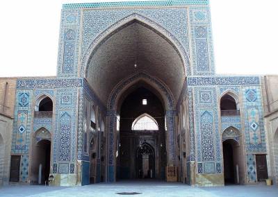 مسجد جامع یزد ، مسجد کبیر یزد