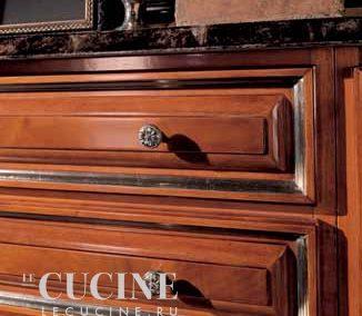 کشو قاب تونیک کلاسیک تمام چوب , دکوراسیون کلاسیک آشپزخانه , لوکس و بی همتا