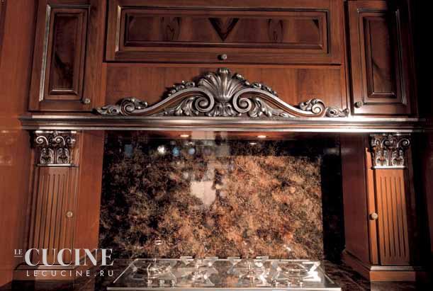 دکوراسیون کلاسیک آشپزخانه , لوکس و بی همتا