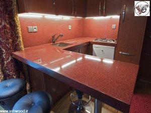 سنگ گرانیت صفحه کابینت آشپزخانه سنگ گرانیت صفحه کابینت آشپزخانه
