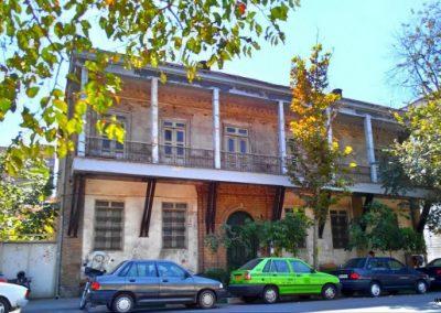 عکس خانه شهریار فریبرز، یک از بناهای تاریخی شهر تهران است