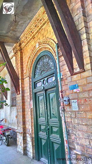 معماری پهلوی و ساختمانهای تهران عکس خانه شهریار فریبرز