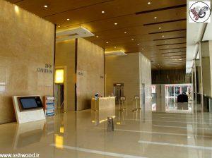 کریدور , لابی برج اداری 2010 , Exchange Tower Office Lobby 2010