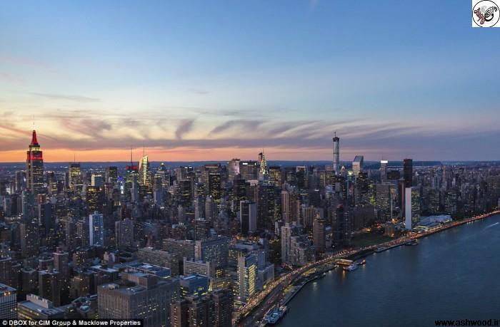پنت هاوس لوکس در نیویورک