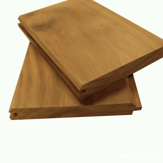 چوب مناسب برای مناطق مرطوب و شرجی