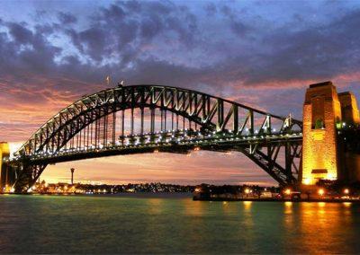 عکس پل های زیبا اثر معماری و هنر