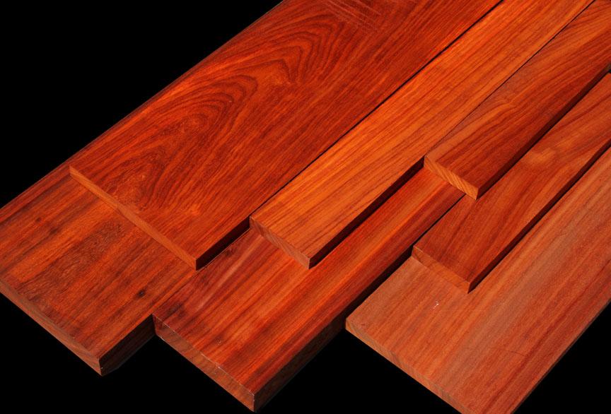 چوب پادوک , رز پادوک , روکش چوب رزپادوک افریقا