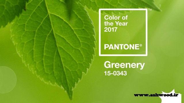 رنگ سال 2017