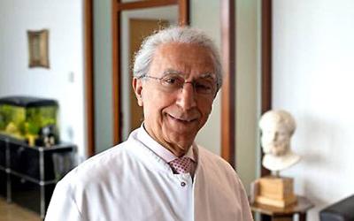 پروفسور مجید سمیعی ، ( Majid Samii )