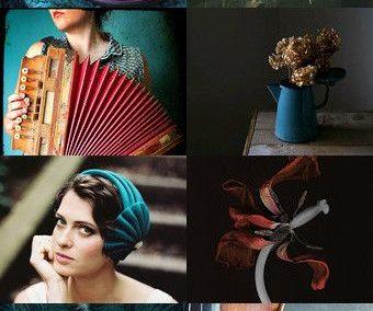 سبک روستیک , پالت رنگ روستیک , دکوراسیون چوبی روستیک