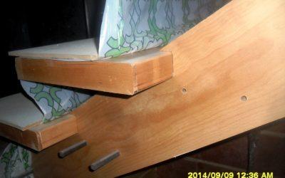 اتصالات چوبی منحصر به فرد