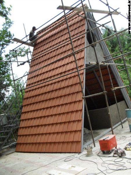 کلبه چوبی ، آلاچیق چوبی آلاچیق چوبی , قیمت آلاچیق