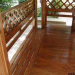 آلاچیق چوبی