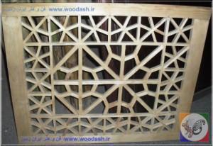 گرهچینی ، گره چینی با چوب ، دکوراسیون چوبی سنتی