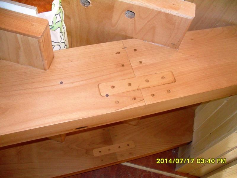 پله چوبی اجراشده در منطقه دماوند ( نمونه کار دکوراسیون داخلی )