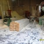 کارگاه درودگری و چوب بری فن و هنر ایران زمین